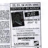 Édition 1993