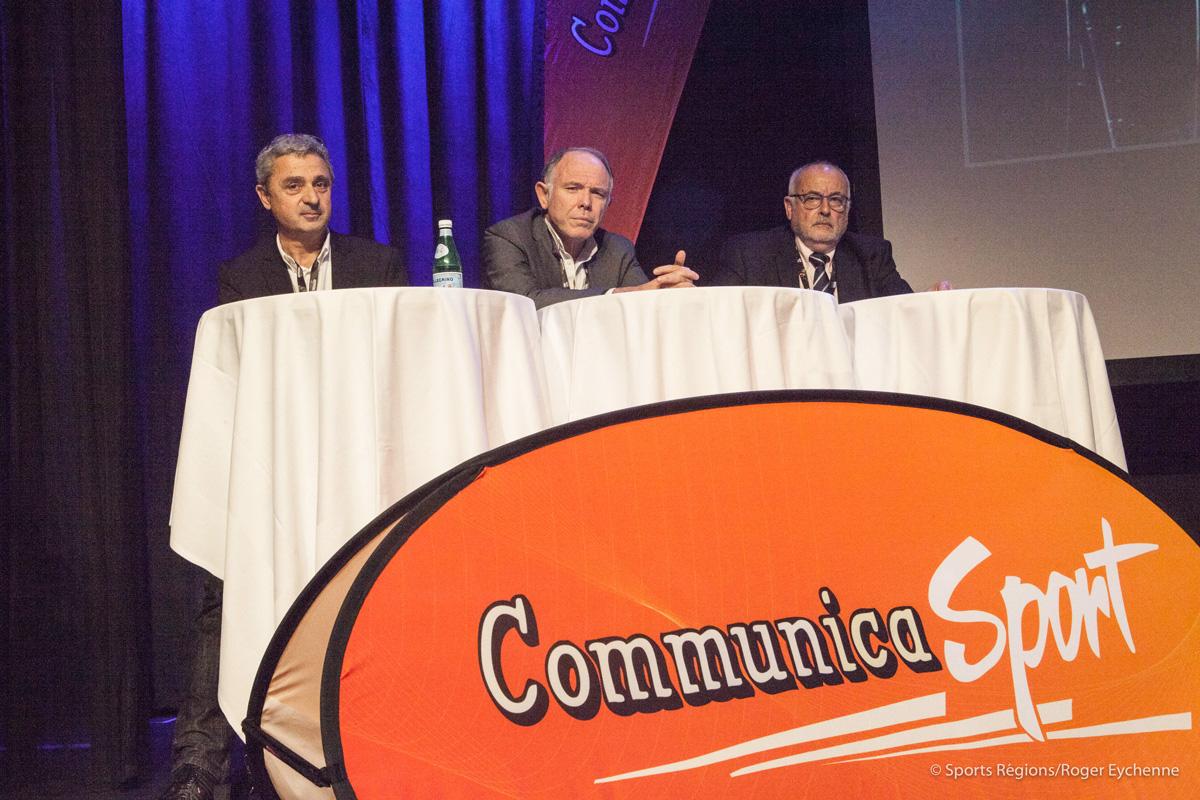 M. Jean-Louis Maggiorani, M. Marc Le Mercier et M. Richard Mailhé
