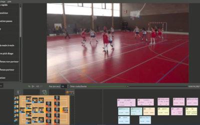 Les nouvelles technologies au service du basket!