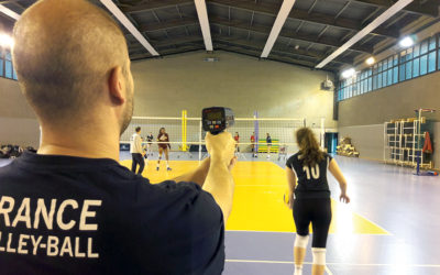 L'apport des technologies dans l'entraînement en Volley-Ball indoor