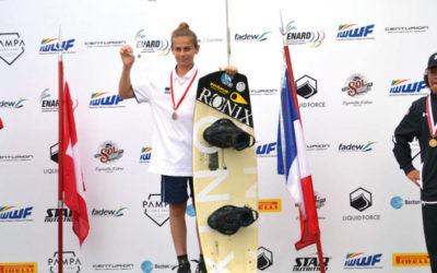 MAXIME ROUX, CHAMPION DU MONDE DE WAKEBOARD