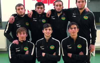 DEUX CLUBS LABELLISÉS « OCCITANIE – AMBASSADEUR SPORT » Le club de Nîmes Lutte et le cercle des Lutteurs Montalbanais.