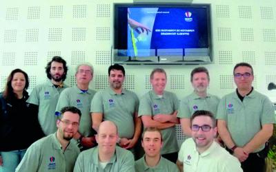 Badminton : quand formation rime avec structuration